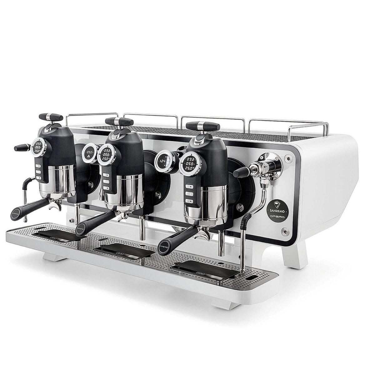 Sanremo Commercial Coffee Machines Opera V2 White