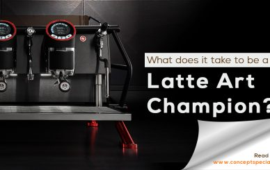 What Does It Take to Be a Latte Art Champion?